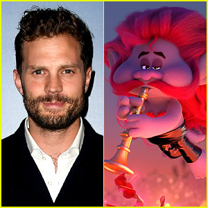 See Jamie Dornan's Hairy-Chested Troll from 'Trolls World Tour'!