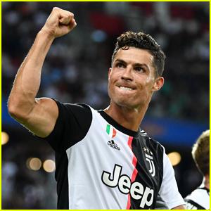 Cristiano Ronaldo Shows Off a Longer Hairdo Following Lockdown
