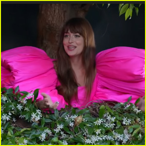 Dakota Johnson Recalls Dispute With Her Neighbors on 'Kimmel' - Watch! (Video)