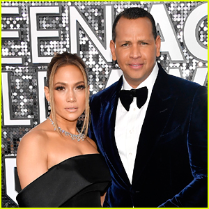 Jennifer Lopez & Alex Rodriguez Seem Really Motivated to Get This Done!
