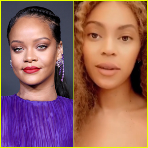 Rihanna & Beyonce Speak Out About George Floyd's Murder on Instagram