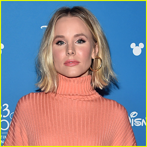 Kristen Bell Says She's Raising Her Daughters To Be Anti-Racists; Doesn't Care About Their Sexual Preferences