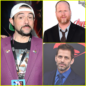 Kevin Smith Weighs In On Claims That Joss Whedon Trash Talked Zack Snyder on 'Justice League' Set