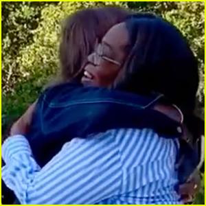 Oprah Winrey & Gayle King Reunite After Testing Negative for Coronavirus