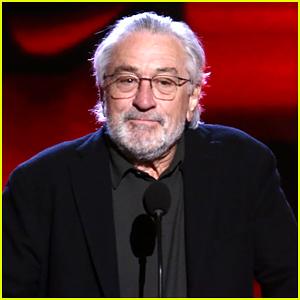 Robert De Niro Says His Finances Are Strained Due To Coronavirus