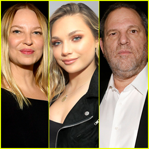 Sia Reveals She Had to Step In After Harvey Weinstein Invited Maddie Ziegler to Fly on a Plane with Him