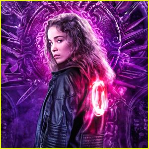 Alba Baptista Talks That Shocking Finale on Netflix's 'Warrior Nun'