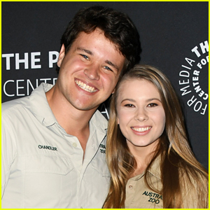 Bindi Irwin Is Pregnant, Expecting First Child with Chandler Powell!
