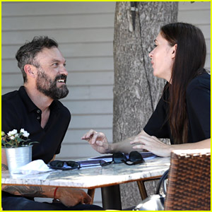 Brian Austin Green Spotted at Lunch with Jane Seymour's Step-Daughter Jennifer Flynn - Here's Why!
