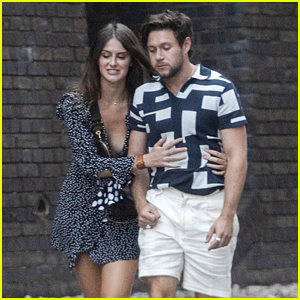 Niall Horan & Rumored Girlfriend Amelia Woolley Photographed Together for First Time in Cozy Outing!