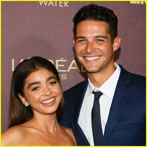 Sarah Hyland & Wells Adams Celebrate Their Original Wedding Date