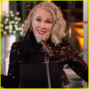 Catherine O'Hara Reveals How 'Schitt's Creek' Character Moria Rose Would Accept Emmy Award