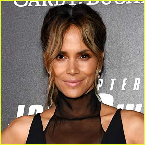 Halle Berry Seemingly Identifies Her New Boyfriend for First Time!