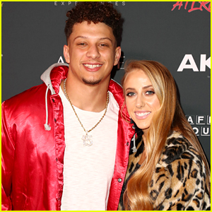 NFL MVP Patrick Mahomes Reveals Sex of First Child On the Way!