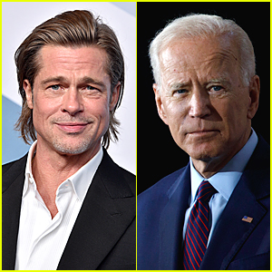 Brad Pitt Endorses Joe Biden In New Campaign Ad As A President for All Americans'