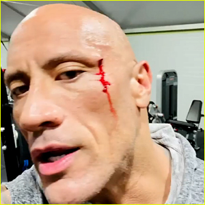Dwayne Johnson Reveals What His Blood Tastes Like After an Injury at the Gym