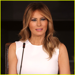 There Is a Big Melania Trump Conspiracy Theory
