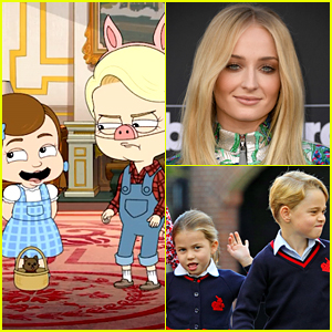 Sophie Turner Will Voice Princess Charlotte in HBO Max Satirical Series 'The Prince'