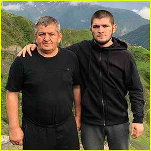 UFC Champ Khabib Nurmagomedov Retires After Dad Dies Due to Coronavirus Complications