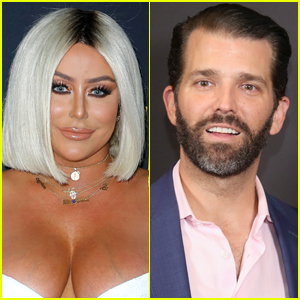 Aubrey O'Day Says Donald Trump Jr. Threatened to Leak Explicit Photos of Her