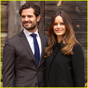 Sweden's Prince Carl Philip & Wife Princess Sofia Test Positive For Coronavirus