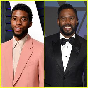 Chadwick Boseman Broke Down During An Emotional Scene in 'Ma Rainey', Co-Star Colman Domingo Recalls