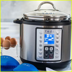 This 9-In-1 Pressure Cooker Will Save You Time & Hassle In The Kitchen!