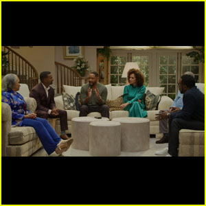 Will Smith Debuts 'The Fresh Prince of Bel-Air' Reunion Trailer - Watch!