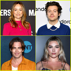 Harry Styles, Chris Pine & More 'Don't Worry Darling' Stars In Isolation After Positive COVID Test on Set