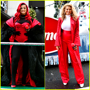 See Which Stars Appeared to the 2020 Macy's Thanksgiving Day Parade in New York City!
