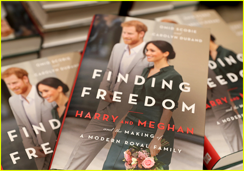 Source of details in Meghan Markle biography proves to be Meghan Markle