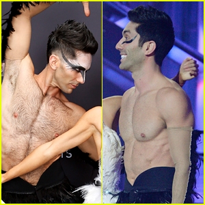 Catfish's Nev Schulman Shaved His Chest for the 'DWTS' Finale - See the New Look!