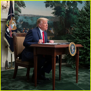 #TinyDesk and #DiaperDon Are Trending After Trump's Thanksgiving Press Conference - Find Out Why!