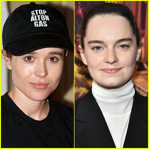 Emma Portner Supports Spouse Elliot Page After He Comes Out as Transgender