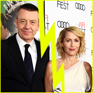 Gillian Anderson Splits From 'Crown' Creator Peter Morgan After Four Years Together