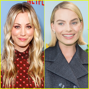 Kaley Cuoco Addresses Rumors That She's Feuding with Margot Robbie