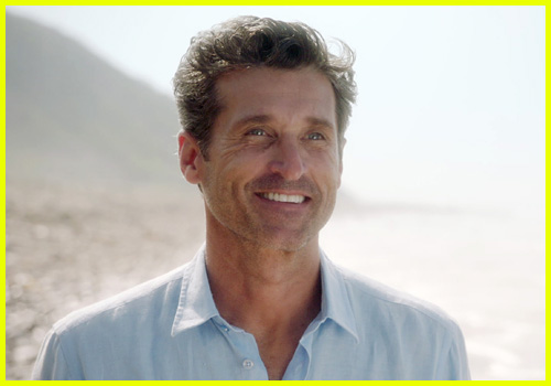 Grey's Anatomy confirms Patrick Dempsey will return to the show