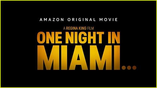 One Night in Miami logo