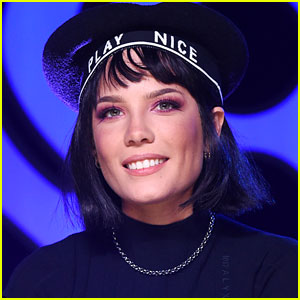Surprise! Halsey Is Pregnant!