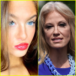 Claudia Conway Is Now Defending Mom Kellyanne Conway Amid Topless Photo Scandal