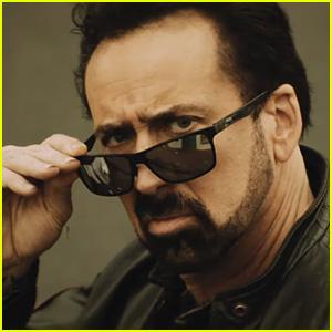 Nicolas Cage Battles Evil Animatronics in 'Willy's Wonderland' Trailer - Watch Now!