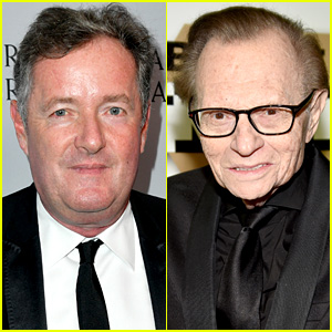 Piers Morgan Is Being Called Out for Insensitive Larry King Post