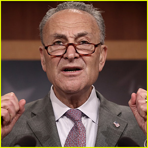 Oops! See the Cringeworthy Thing That Chuck Schumer Said on the Senate Floor