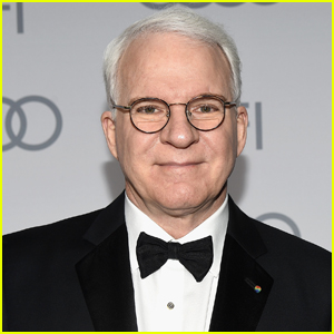 Steve Martin Reveals the 'Good & Bad News' About Getting the Coronavirus Vaccine