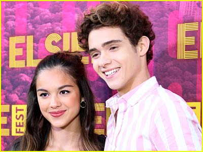 Joshua Bassett and Olivia Rodrigo photo