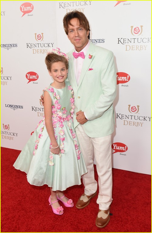 Dannielynn Birkhead growing up on the red carpet