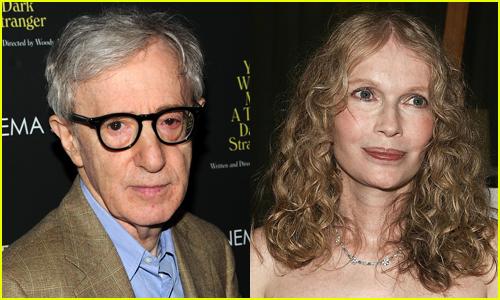 Woody Allen & Mia Farrow docu-series