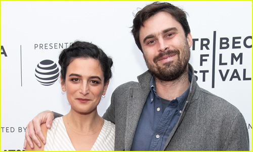 Jenny Slate and Ben Shattuck photo