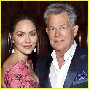 Katharine McPhee Reveals the Sex of Her First Child with David Foster