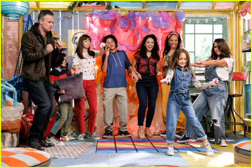The Cast of Peacock's Punky Brewster